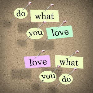 Is what you love most your online life?
