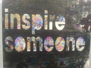 inspire someone CU