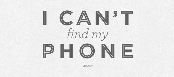 forgot-my-phone