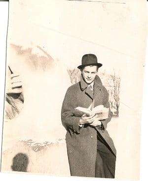 Dad, modeling, Univ of Illinois at Champagne-Urbana undergrad.