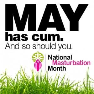 Masturbation-month