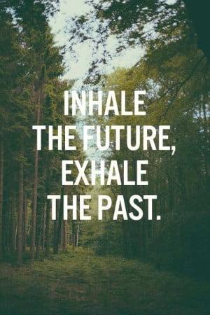 inhale future