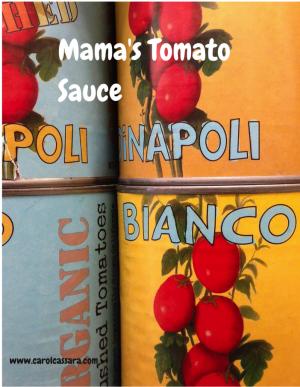 Mama's Tomato Sauce