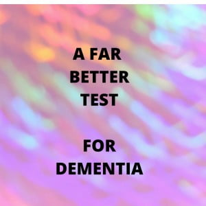 Alzheimers-tests
