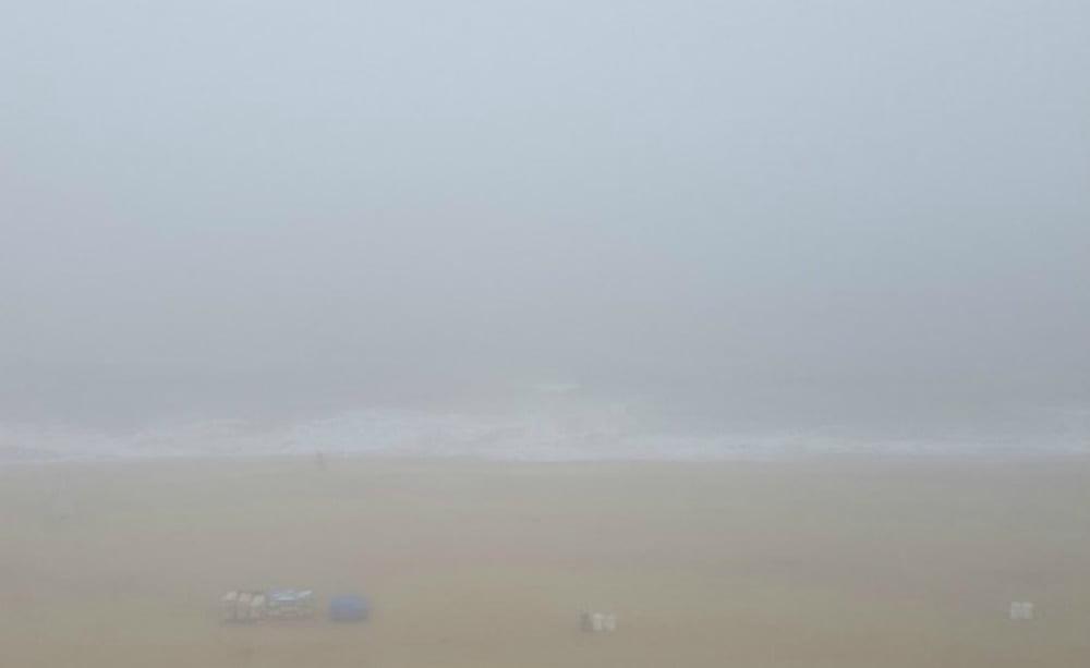 Atlantic fog