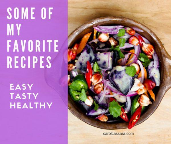 favorite-recipes