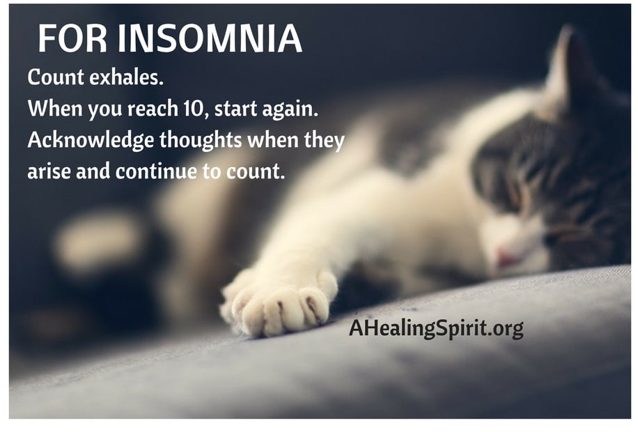 for- insomnia