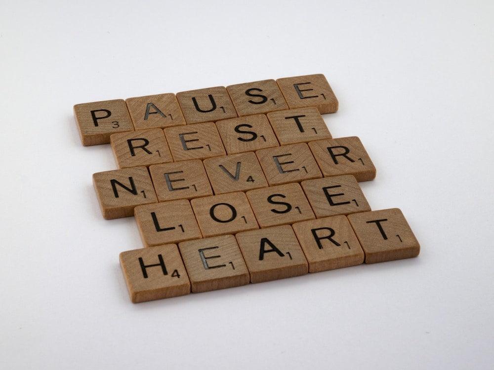 lose-heart